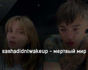sashadidntwakeup-mertvyj-mir-tekst-i-klip-pesni
