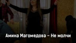 amina-magomedova-ne-molchi-tekst-i-klip-pesni