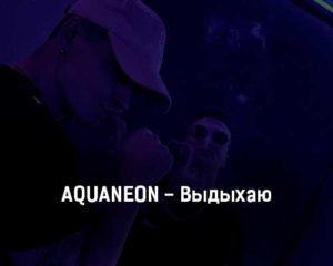 aquaneon-vydyhayu-tekst-i-klip-pesni