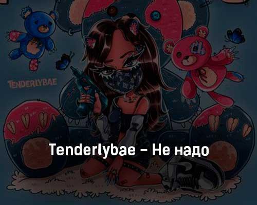 tenderlybae-ne-nado-tekst-i-klip-pesni