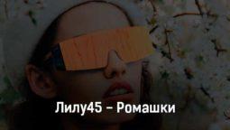 lilu45-romashki-tekst-i-klip-pesni