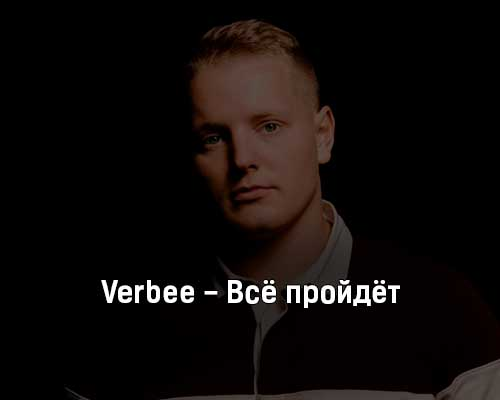 verbee-vsyo-projdyot-tekst-i-klip-pesni