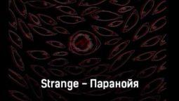 strange-paranojya-tekst-i-klip-pesni