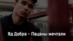 yad-dobra-pacany-mechtali-tekst-i-klip-pesni