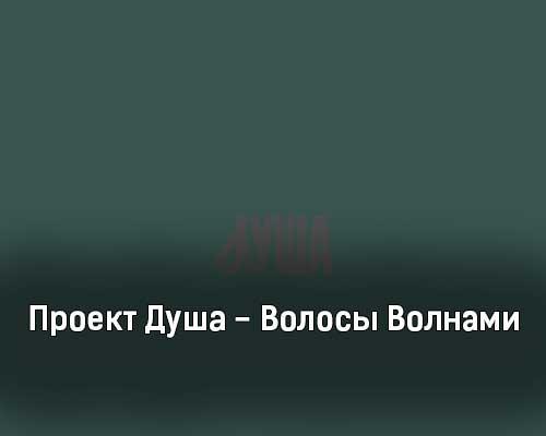 proekt-dusha-volosy-volnami-tekst-i-klip-pesni