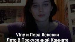 vlny-i-lera-yaskevich-leto-v-prokurennoj-komnate-tekst-i-klip-pesni