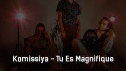 komissiya-tu-es-magnifique-tekst-i-klip-pesni